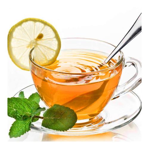 Ceai cald de lamaie
