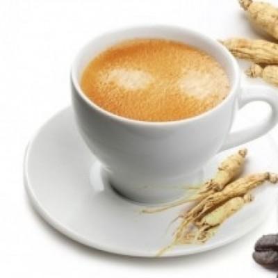Ginseng cafea cu lapte