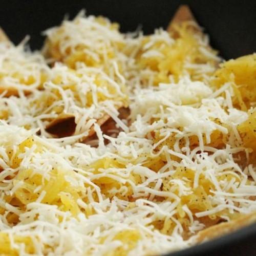 Cartofi prajiti cu cascaval