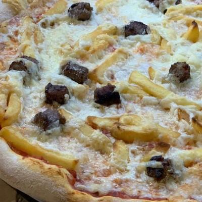 Pizza carnati
