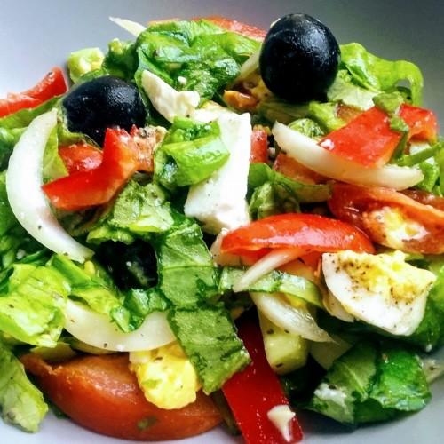 Salata romaneasca